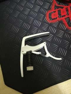 High quality spring loaded capo clamp