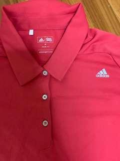 Ladies Adidas Golf top