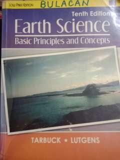Earth Science Basic Principles and Concepts 10th Edition