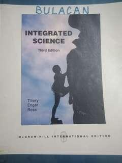 Integrated Science by Tillery Enger Ross 3rd Edition