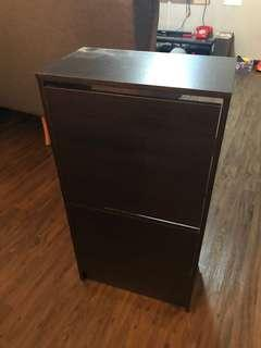 Preloved IKEA shoes cabinet