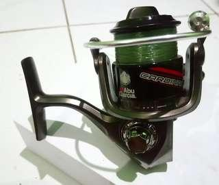 Rell AbuGarcia cardinal sx-2000s