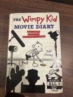 the wimpy kid (movie diary )