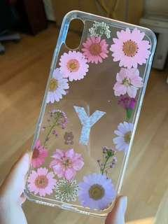 Flowers iPhone cover