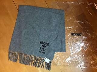Moschino Scarf 頸巾 圍巾