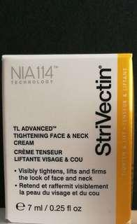 StriVectin TL Advanced Tightening Neck Cream 7ml for Firming and Tightening