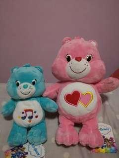 🎄Care Bears Set