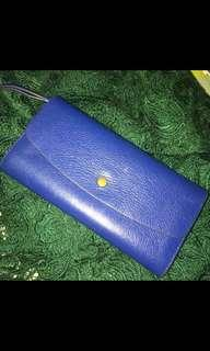 💯authentic fossil wallet #MY1212