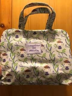 Crabtree & Evelyn kitty化妝袋