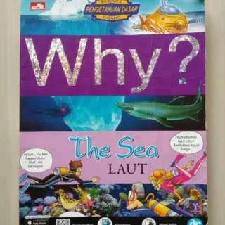 Why - The Sea - Laut BMD