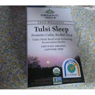 Tulsi Sleep 1 盒 (18包) =