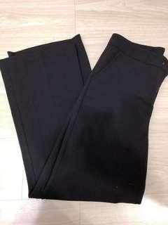 🚚 寬褲 黑色
