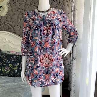 Mini Paisley Dress