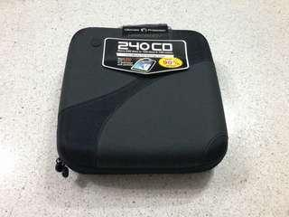New Slappa HardBody CD Storage case w