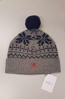 全新 Hackett London冷帽頸巾