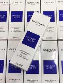 Guerlain midnight secret 夜霜15ml