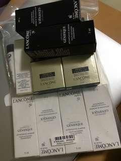 Lancome Genifique Activating Concentrate 肌底液 Absolute ultimate eye balm elixir 眼霜 Intense Revitalizing Eulmsion