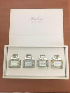 🚚 Miss Dior 系列小香4件組 5ml
