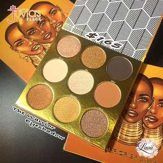 🔥Juvia's Place The Warrior Eyeshadow palette🇺🇸