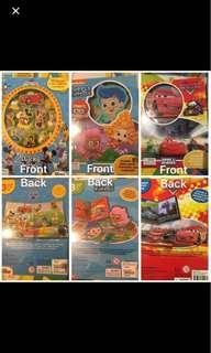 Puzzle Children Busy story Book