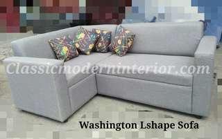 Brand new Lshape Sofa Washington