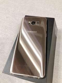🚚 Samsung S8 plus S8+ 金色