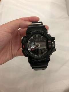 Casio G-shock GBA 400 Watch