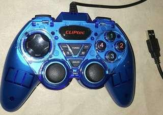 CLIPTEC GAMEPAD CONTROLLER - WIRED USB
