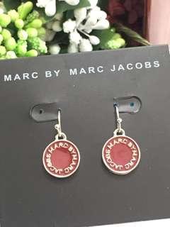 Marc Jacobs Earrings💗吊圓型印字耳環