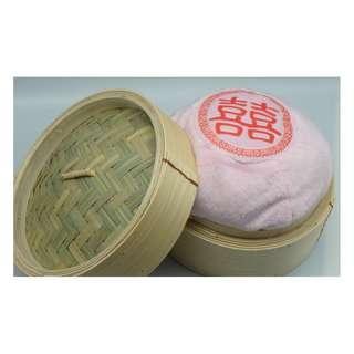 "奇華雙""喜""包 + 竹籮 w/packing"