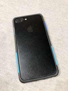 🚚 iphone 7 plus 256g 曜石黑