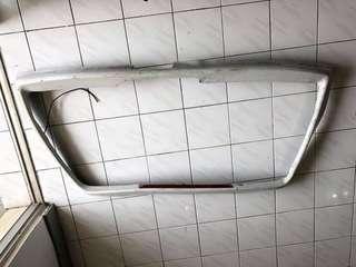 Spoiler Bonet Belakang Daihatsu Mira Trxx L200s