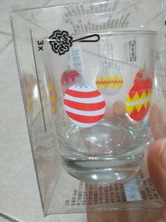 🚚 搬遷出清♢ikea絕版 聖誕節玻璃水杯