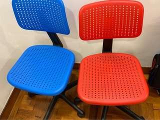 Used IKEA ALRIK swivel chair for sale