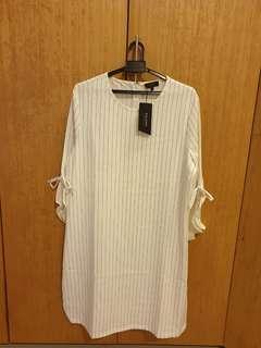 ZALORA White Dress