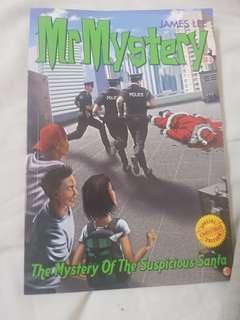 Mr. Mystery collection #MY1212