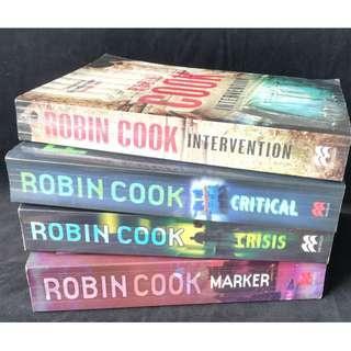 Robin Cook Paperback Novel
