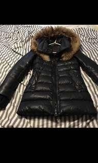 Beautiful Nicole bensiti winter coat xs