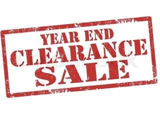 🚚 YEAR END SALES price from $3-$10.00 any inquiries pls pm me