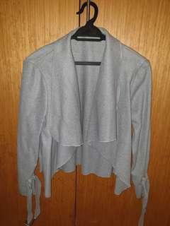 ZANZEA Grey Jacket