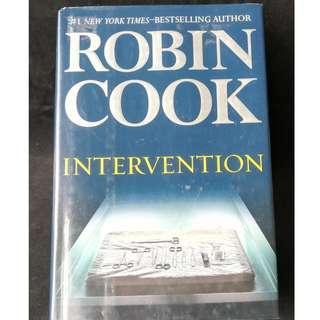 Robin Cook Hardcover Novel