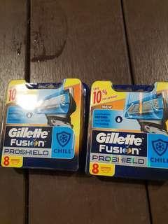 Gillette Fusion Proshielf