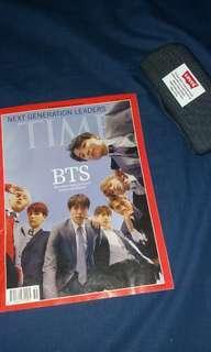 Majalah TIME BTS