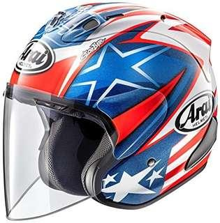 Arai Helmet Nicky Hayden Original Japan