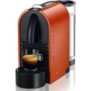 《限時優惠》(全新)NESPRESSO 膠囊咖啡機 D50(日本購入)