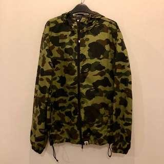 A Bathing Ape Men's Goretex Waterproof Hoodie Small