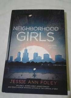Neighborhood Girls by Jessie Ann Foley