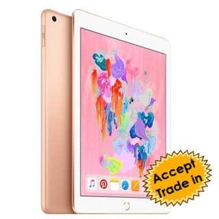 Apple iPad (6th)9.7 inches Wifi+Cellular 128GB