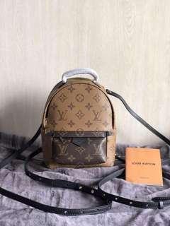 Loui Vuitton Backpack 22cmX16cm Authentic Grade Quality