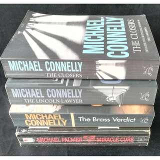 Michael Connelly Paperback Novel